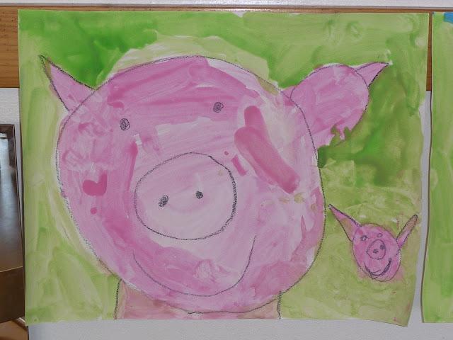 Zeichnen und basteln mit Kindern