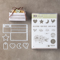 Stampin' Up! Wood Words Bundle Order Stampinup Online Shop Mitosu Crafts UK