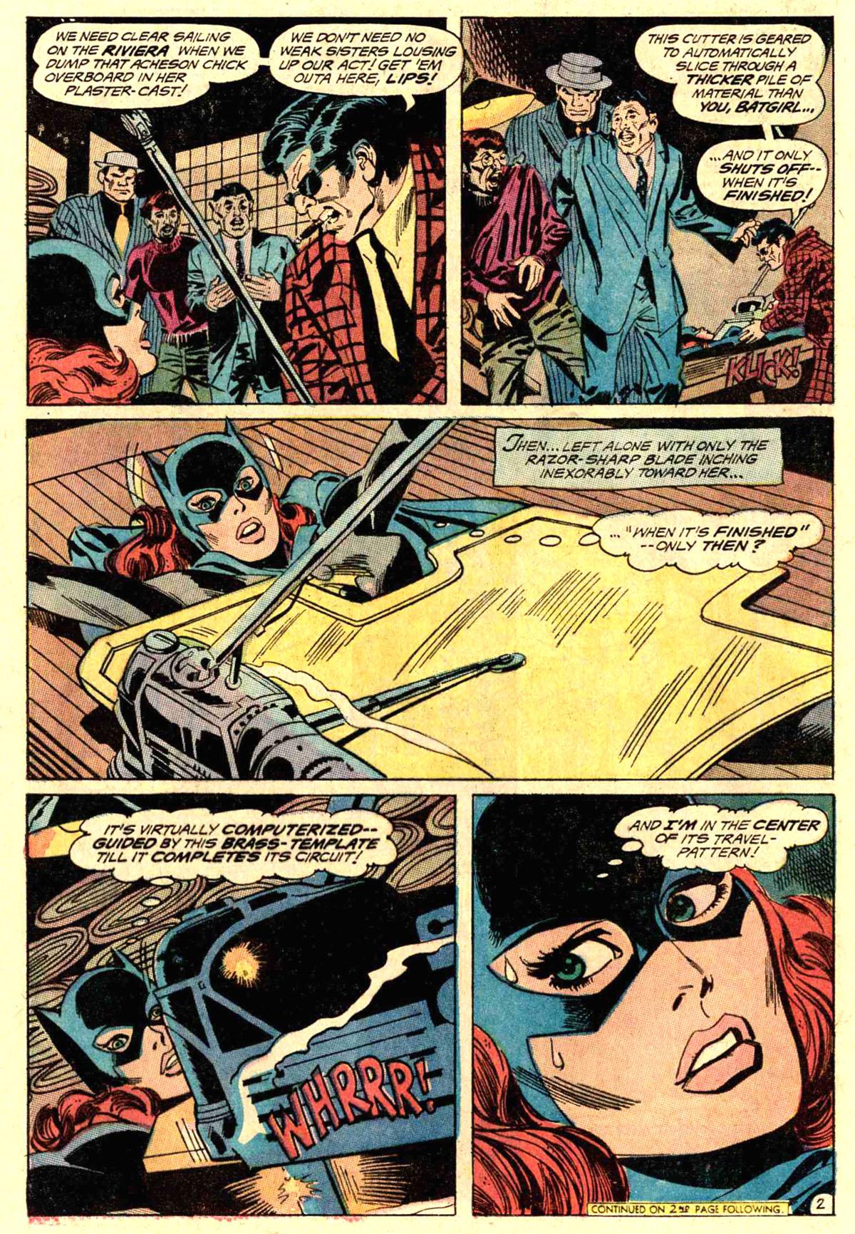 Detective Comics (1937) 411 Page 23