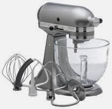 Enter the Mother's Day KitchenAid Giveaway. Ends 5/23