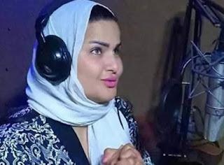تسجيل أول دعاء ديني  في شهر رمضان لسما المصري