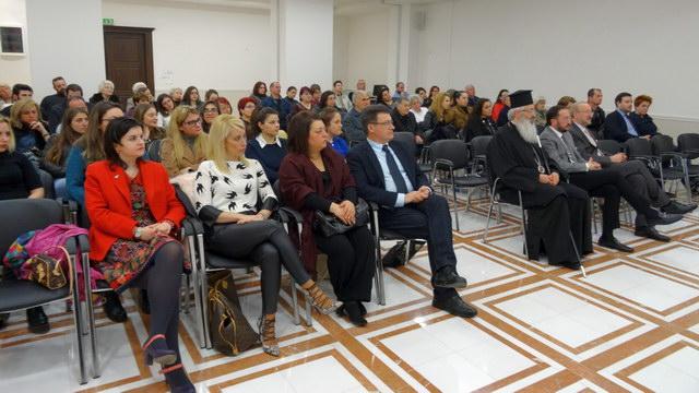 """Ξεκίνησαν με επιτυχία οι """"Θέμιδος Διαλέξεις"""" σε Αλεξανδρούπολη και Ορεστιάδα"""