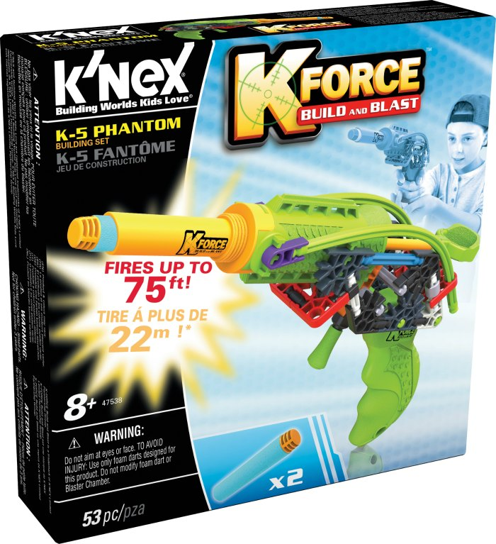ערכה להרכבה ומשחק – צעצוע מבית K'nex