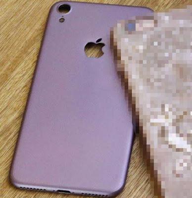 iPhone 7 rumor menggunakan empat speaker