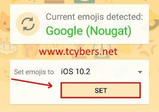 android iphone emoji
