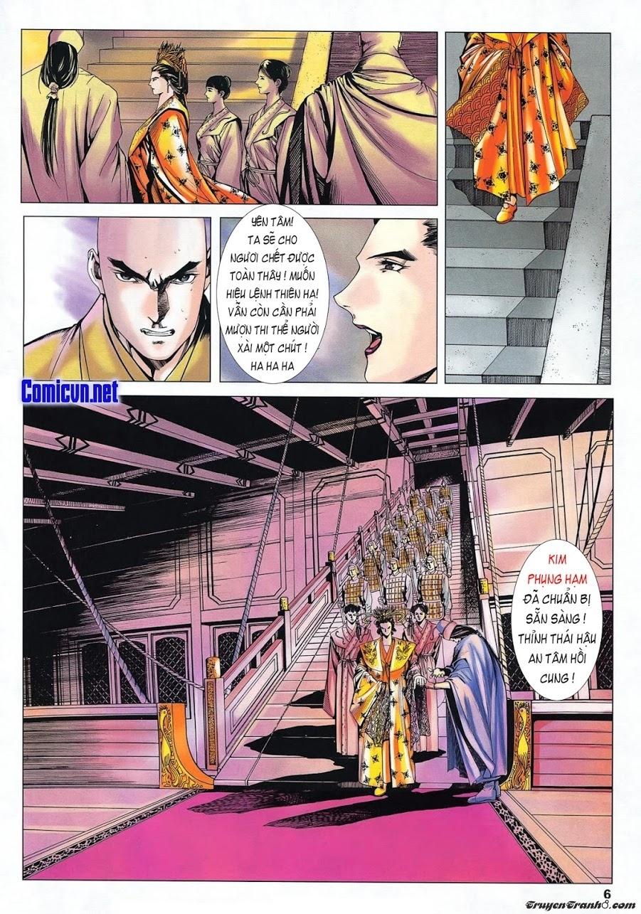 Lục Đạo Thiên Thư chap 21 - Trang 4