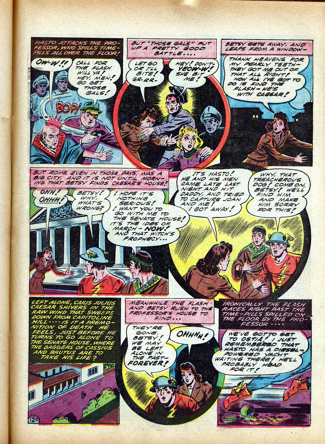 Read online All-Flash comic -  Issue #4 - 46