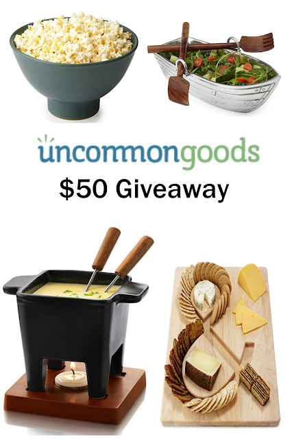 $50 Uncommon Goods Giveaway