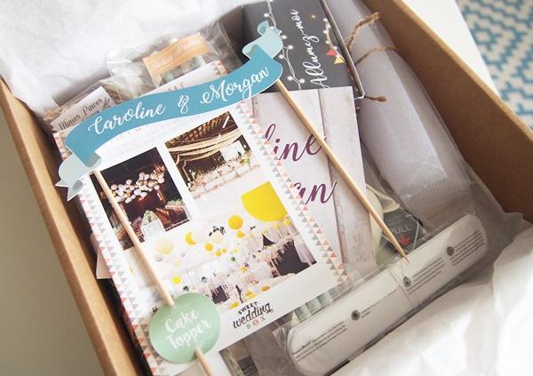Sweet Wedding Box : Imagine me