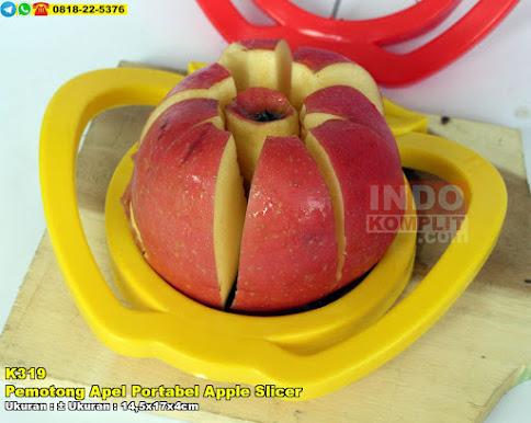 Pemotong Apel Portabel Apple Slicer