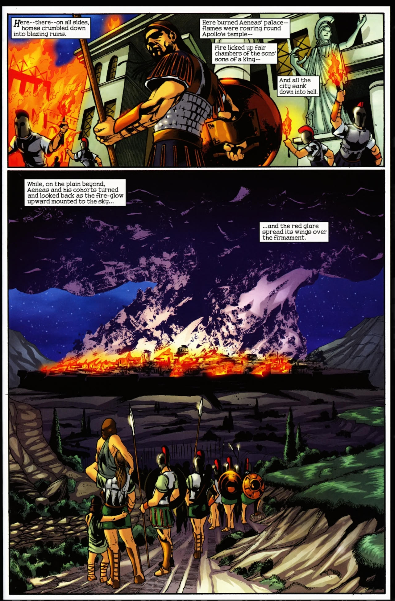 Read online Trojan War comic -  Issue #5 - 17