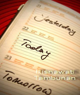 Risnawati Tambunan - Kemarin Hari Ini dan Esok