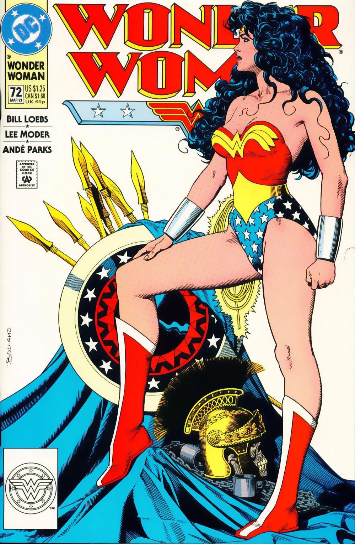 Read online Wonder Woman (1987) comic -  Issue #72 - 2