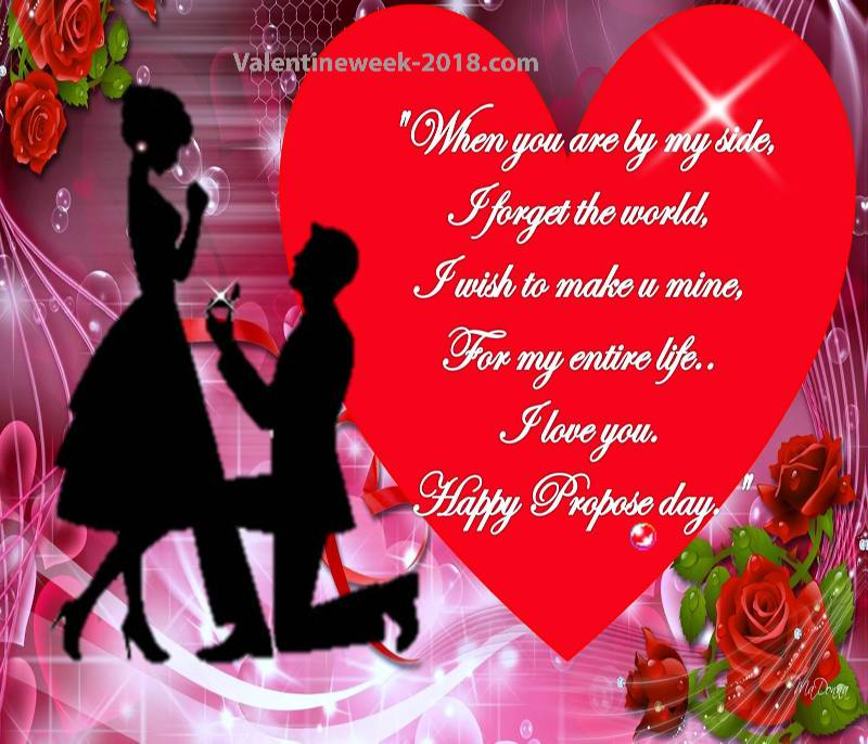 Happy Propose Day 2019 Quotes Best Propose Day Sms Messages And