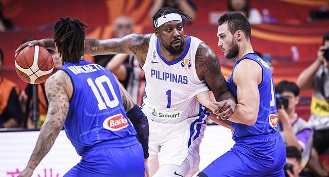 Italy def. Gilas Pilipinas, 108-62 (REPLAY VIDEO) FIBA World Cup 2019