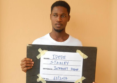 EFCC arraigns two Internet fraudsters over fake flight booking website