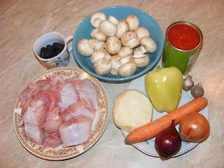 retete cu legume si carne de iepure, preparate din legume si carne de iepure,