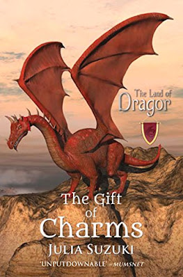 The Gift of Charms by Julia Suzuki book cover
