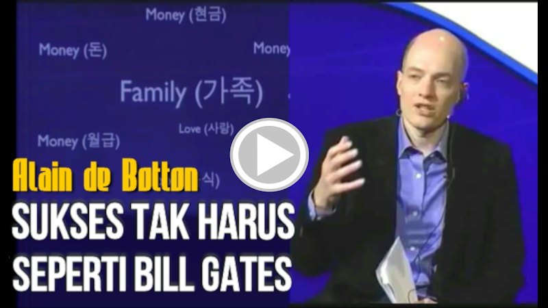 Sukses Tak Harus Kaya Seperti Bill Gates