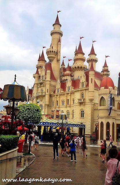 Far Far Away Universal Studios Singapore