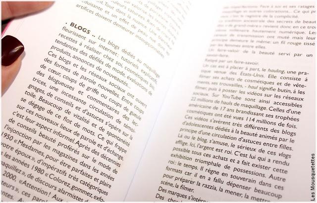 Les 101 mots du maquillage à l'usage de tous - Anne de Marnhac - Définition Blogs - Blog beauté