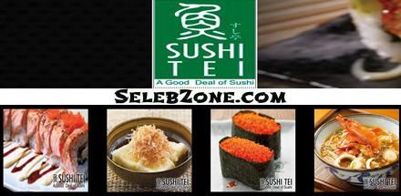 Daftar Harga Menu Favorit Sushi Tei Terbaru