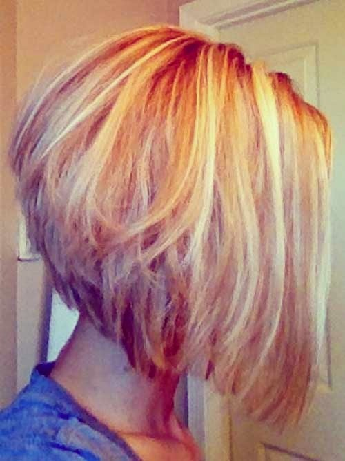 Back View Of Short Hairstyles | ... bob hairstyles . You will definitely look cool in this new hairstyle