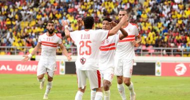موعد مباراة الزمالك والمقاولون العرب في الدوري المصري