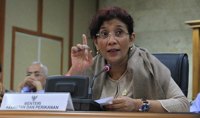 Menteri Susi, Perempuan Paling Berpengaruh 2016