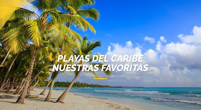 Playas Favoritas en el Caribe