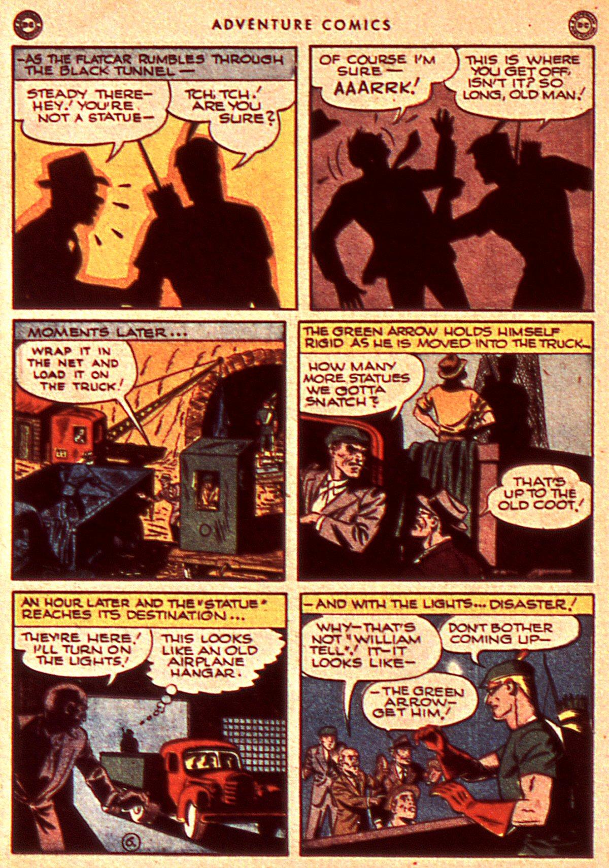 Read online Adventure Comics (1938) comic -  Issue #106 - 16