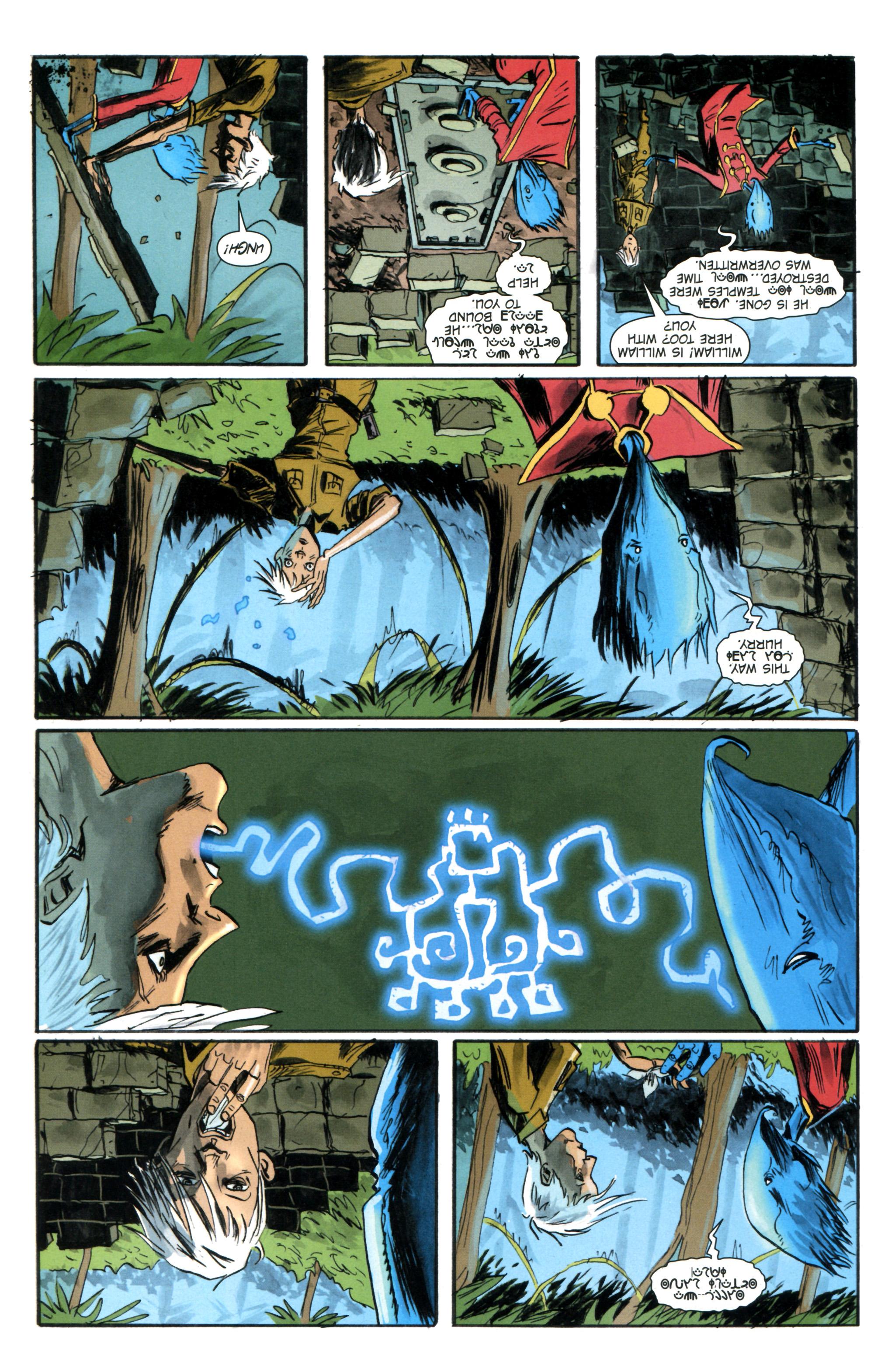 Read online Trillium comic -  Issue #7 - 7