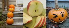 Apple and Pumpkin Science Activities