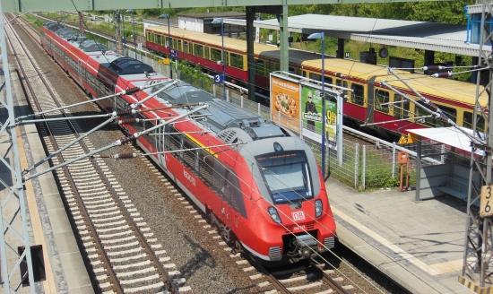 Aktuelle Abfahrten und Ankünfte Bahnhof Hohenschönhausen