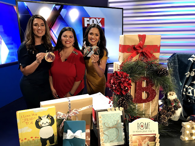 Fox 40 News in the Morning-Personalized Gift Ideas | Sacramento