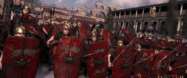 Total War: Rome II Gameplay Demo