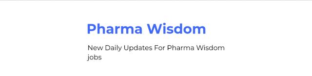 http://www.pharma-wisdom.com