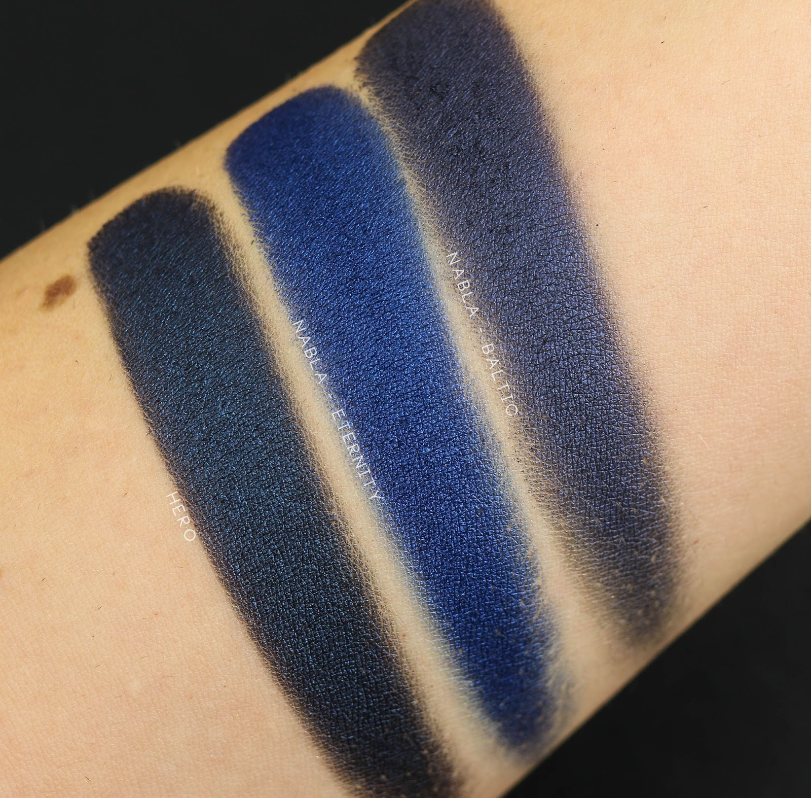Neve Neogothic Hero swatch review