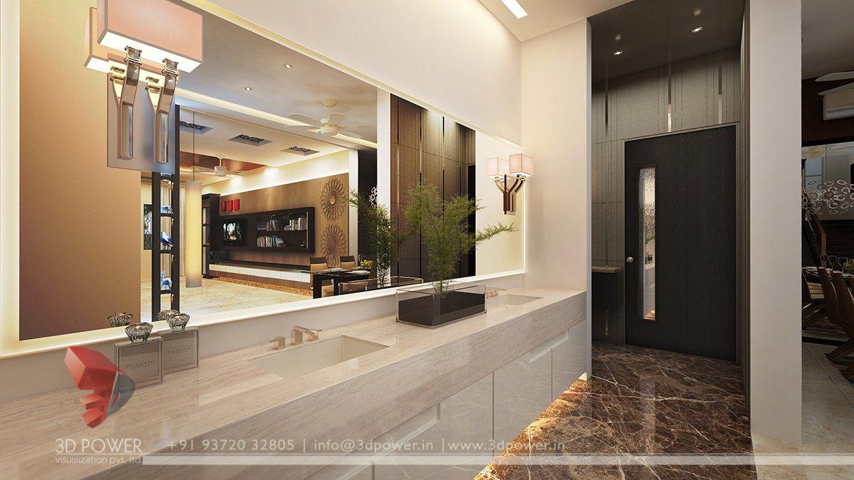 High Class Interior Designing Company   3D Power