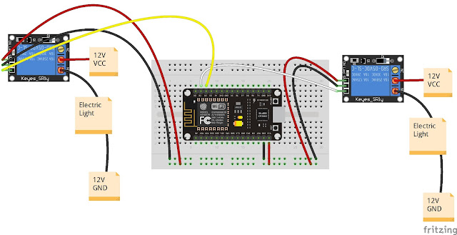 Arduino 2 Channel Relay: 3 Steps - Instructablescom