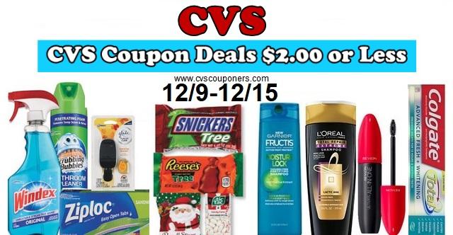 e33fc83e2e1 CVS Coupon Deals $2.00 or Less - 12/9-12/15   CVS Couponers