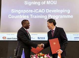 Singapore-ICAO Training Scholarships 2018/2019 for Developing Countries