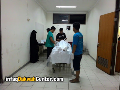 jenazah Sayyef-Izzuddin