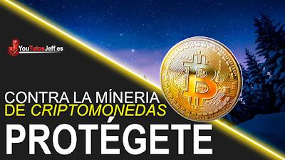 Minería de Criptomonedas, Protegerse Contra la Minería de Criptomonedas