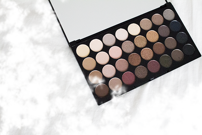 Giveaway, concours, london, blog, noël, christmas, noël, makeup, makeup revolution, palette,