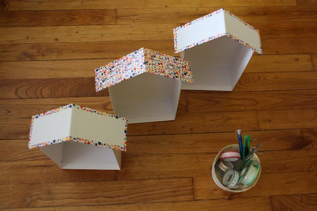 le chat qui tricote diy etag res d co pour chambre d. Black Bedroom Furniture Sets. Home Design Ideas