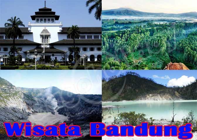 Daftar Nama Tempat Wisata Alam Di Bandung Timur Selatan