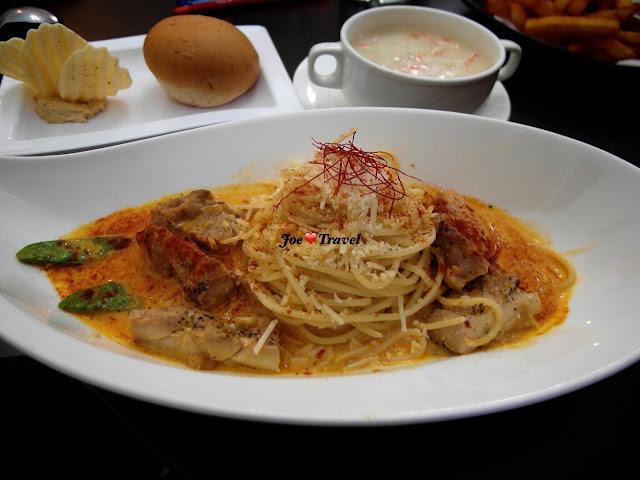 aillis201510251215556 - 【熱血採訪】 遇見 Pasta‧和食 中興大學美食 精緻平價的套餐 義大利麵 和食 丼飯