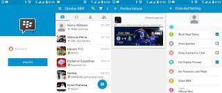 BBM2 Mod New Versi Official 3.0.0.18 Apk With Clone