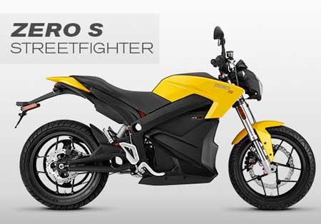 zero motorcycle Zero SF
